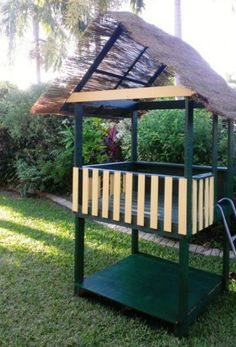 Pallet Projects Cubby House