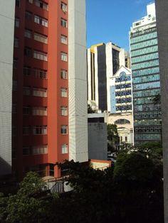 Rua Goiás en Belo Horizonte, MG