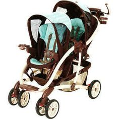 Milan Graco Double Stroller - $150 (Bartonville)