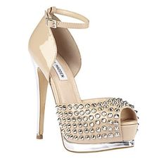 Steve Madden Studded Platform Slittetos These stilettos are so cool. Worn  once to a Lady a4f3c93fc44