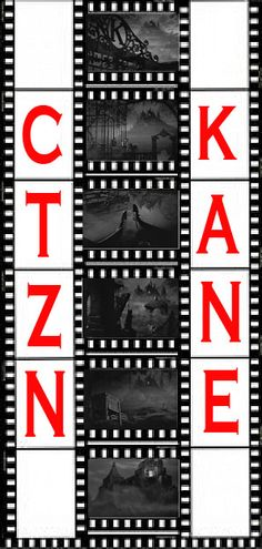 """analysis of the film citizen kane The structure of """"citizen kane"""" is circular, adding more depth every time it passes over the life the movie opens with newsreel obituary footage that briefs us."""