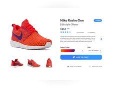 E-Commerce Showcase - Web
