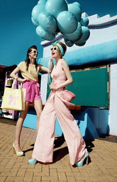 balloon fashion editorial - Cerca con Google