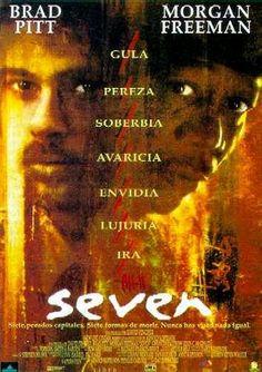 Seven [Vídeo (DVD)] / directed by David Fincher. Warner Bros. Entertainment Spain, cop. 1995