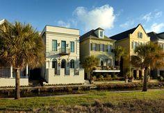 Row houses - Charleston, SC