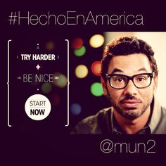 "#AlMadrigal #Success #Formula | Words of Wisdom - Words to Live by | #HechoEnAmerica | Watch ""Hecho En America"" Saturday September 28 at 4P/3C on @mun2 