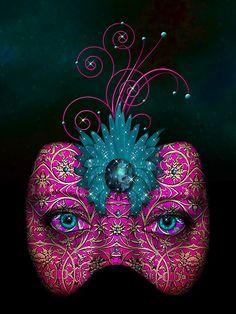 ........Masked ~ By Elizabeth Burton........