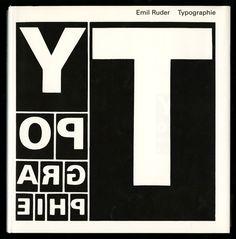 Typographie. Emil Ruder