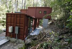 shipping container homes | Eco Container Home | Shipping Container Homes, Cargotecture, Eco ...