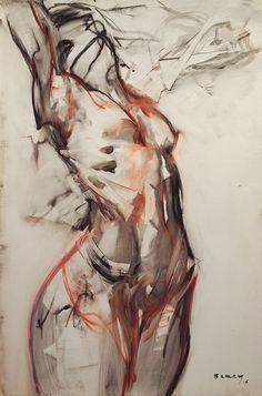 Art, Illustration, Painting, Charcol drawing