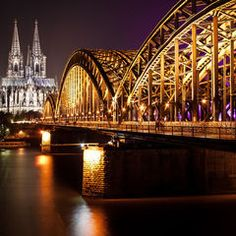 Cologne by Night I