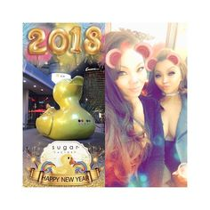 """""""2016 was practice, 2017 was warm up, 2018 is Game Time!"""" 2017 has been Great, but I know 2018 will be even Greater!  I've grown and learned so much over the past few years and I definitely can't wait to see what 2018 has in store!  I am so Thankful for all of the people that are in my life and all of the journeys and experiences that have come with them, good or bad, it's all a part of life's lessons that has taught me to grow and become a better person. ♥️ Cheers to 2018!! 🥂…"""