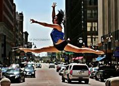 This is my dream! To become a full time dancer or dance instructor! I wanna dance!