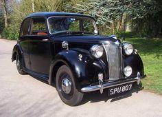 1951 Lanchester 10 (Barker Body) Vintage Cars, Antique Cars, Vintage Items, Jaguar Daimler, Classic Cars British, Coach Builders, Morris Minor, Old Cars, Motor Car