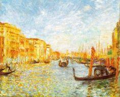 Grand Canal Pierre Renoir