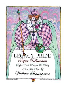 Legacy Pride Volume II Number I - Paper Doll - Katerine Coss - Picasa Albums Web