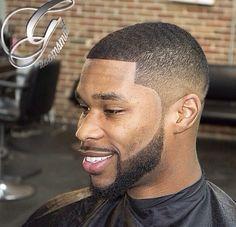 Fade...bigen on the beard.