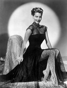 Ava Gardner — I must have this dress!!