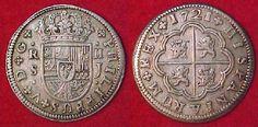 2 Reales. Sevilla, 1721