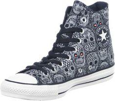 Converse All Star Hi W Schuhe schwarz weiß