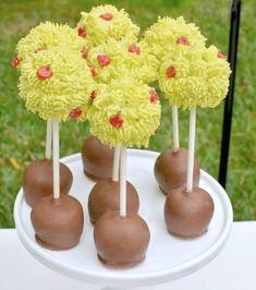 Garden of Eden theme party with Lots of Really Cute Ideas via Kara's Party Ideas KarasPartyIdeas.com invitaion, decor, cake, favor...