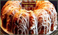 Sweet Tea and Cornbread: Banana Streusel Coffee Cake!