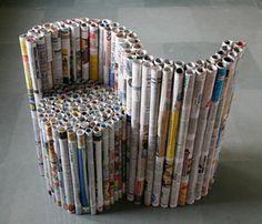Gallery.ru / Фото #175 - Мебель из картона - ell