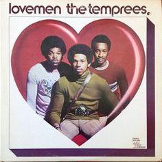 Temprees, The - Lovemen: buy LP, Album at Discogs