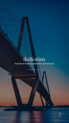 #Dedication and hard work #wallpaper background by Vive Con Style. Download free wallpaper for iPhone and android with #motivational #quote. Clean and simple #design #iphonewallpaper