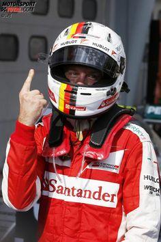 Sebastian Vettel Ferrari Malaysia  Grand Prix