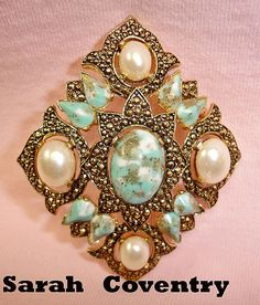 vintage-sarah-coventry-jewelry - Google Search