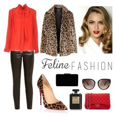 """Feline Fashion