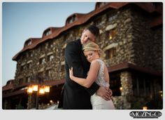 Omni Grove Park Inn wedding / Mozingo Photography / Verge Events/ Stone Hotels/ Historic hotels/ Asheville, NC / Mountain Weddings