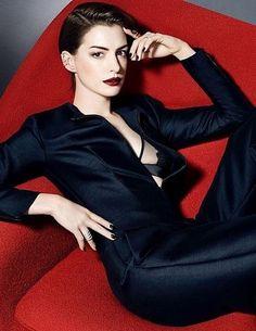 Anne Hathaway Photos, The Dark Knight Rises, Catwoman, The Darkest, Photoshoot, Celebrities, Lady, Women, Actors