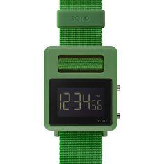 VOID SOND Watch | Green