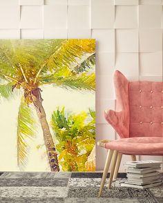 Tropical Breezy Beach Canvas Art @ http://artzeedesigns.com/products/canvas-art-tropical-art-breezy-beach-art-by-artzee-designs.html