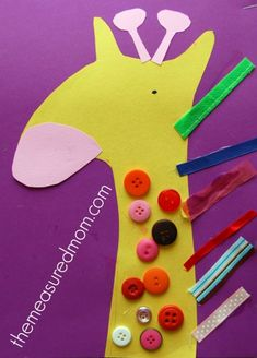 Simple Letter G Crafts for Toddlers and Preschoolers