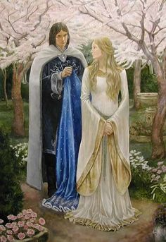 (O and C); Faramir and Eowyn, Return of the King
