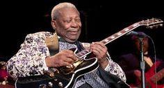 ATITUDE ROCK'N'ROLL: B.B. KING, o rei do blues, completaria 91 anos no ...