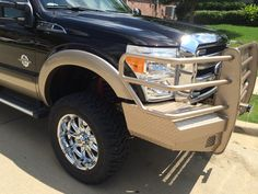 Painting Ranch Hand Bumper