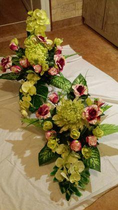Floral Wreath, Reception, Wreaths, Home Decor, Floral Crown, Decoration Home, Door Wreaths, Room Decor, Receptions