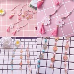 Some beautiful resin sakura bracelets catch my eyes! Make Easy Money, Diy Resin Crafts, Uv Resin, Cardcaptor Sakura, Ooak Dolls, Love Cards, Handicraft, Making Ideas, Charms