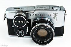 Olympus Pen F by dipfico, via Flickr  NEED