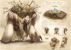 Roaming Golems and Giants: Concept Art Creature Design Gallery Monster Art, Monster Concept Art, Monster Design, Fantasy Monster, Character Design Cartoon, Character Design Inspiration, Character Art, Character Concept, Creature Concept Art