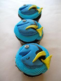 Dory Cupcake