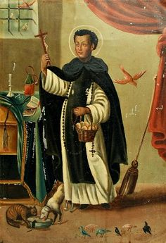 St. Martin de Porres (Feast: November 3) | Saints & Heroes | ANF Articles