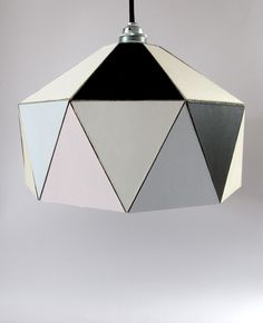 Image of DIY Quilt Light Template & Instructions Download