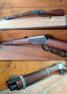 Henry Lever action rifle modified to Mares leg. Weapons Guns, Guns And Ammo, Shotguns, Firearms, Survival Rifle, Henry Rifles, Revolver Pistol, Lever Action Rifles, Submachine Gun