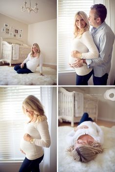ardenprucha.com gooorgeous indoor maternity poses/idea