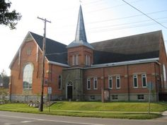Zion Lutheran Church, 222 E Main St, Loudonville, OH 44842